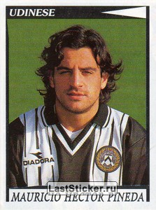 Mauricio Hector Pineda (Udinese - Serie A)