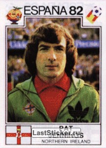 Pat Jennings (Northern Ireland)
