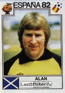 Alan Rough (Scotland)