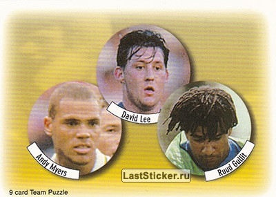 Andy Meyers / David Lee / Ruud Gullit (Team Puzzle)