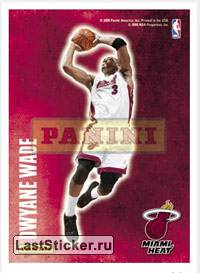 Dwyane Wade (Miami Heat) (Decals)