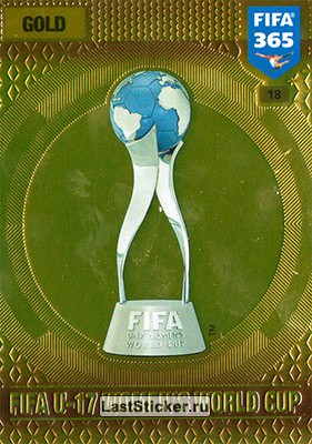 FIFA U-17 Women's World Cup (FIFA Trophies)
