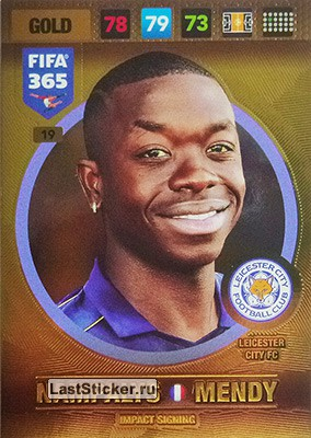 Namplays Mendy (Leicester City FC)