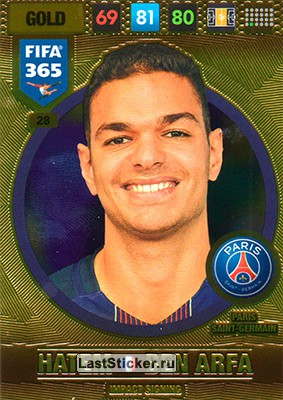 Hatem Ben Arfa (Paris Saint-Germain)