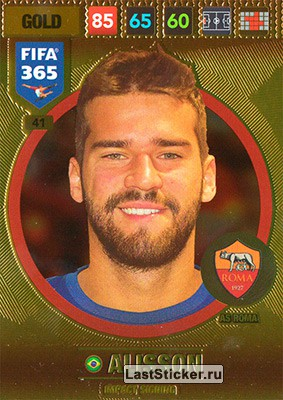 Alisson (AS Roma)