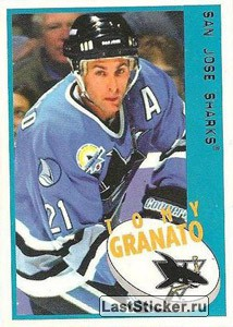 Tony Granato (San Jose Sharks)
