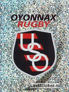 Écusson (US Oyonnax Rugby)