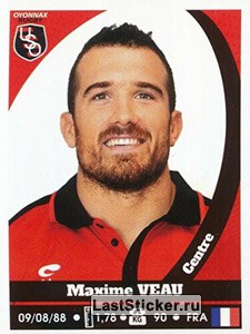 Maxime Veau (US Oyonnax Rugby)