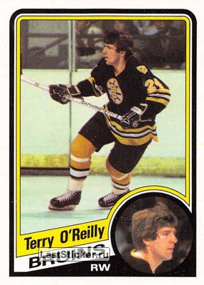 Terry O'Reilly (Boston Bruins)