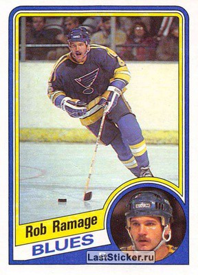 Rob Ramage (St. Louis Blues)
