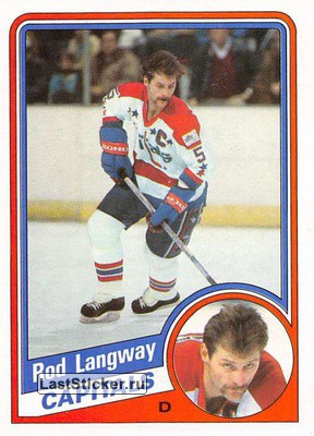 Rod Langway (Washington Capitals)