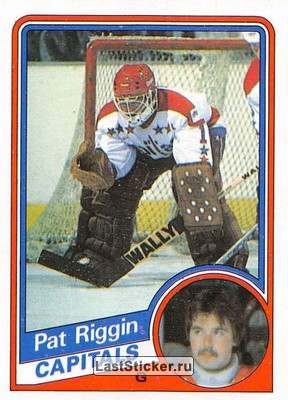 Pat Riggin (Washington Capitals)