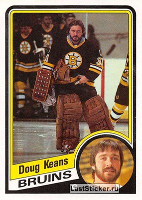 Doug Keans (Boston Bruins)