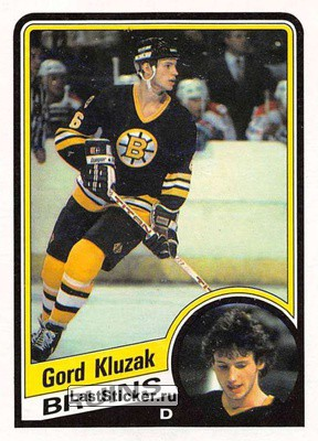 Gord Kluzak (Boston Bruins)