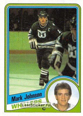 Mark Johnson (Hartford Whalers)