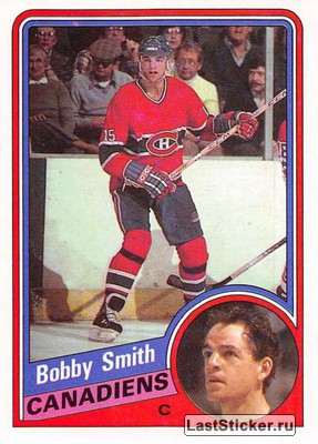 Bobby Smith (Montreal Canadiens)