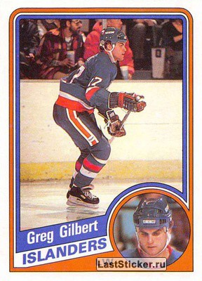 Greg Gilbert (New York Islanders)