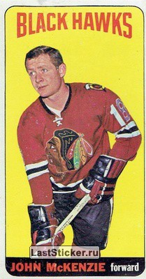 John McKenzie (Chicago Black Hawks)