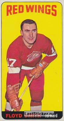 Floyd Smith (Detroit Red Wings)