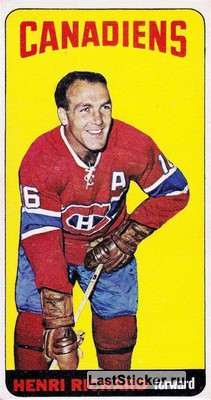 Henri Richard (Montreal Canadiens)