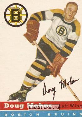 Doug Mohns (Boston Bruins)