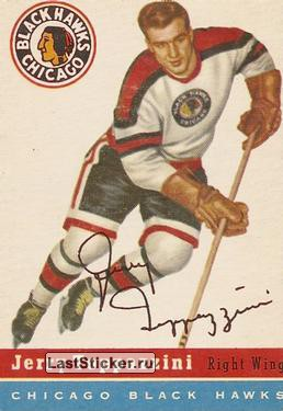 Jerry Toppazzini (Chicago Black Hawks)