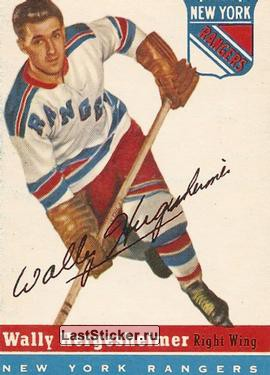 Wally Hergesheimer (New York Rangers)