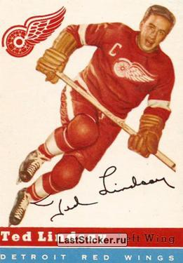 Ted Lindsay (Detroit Red Wings)