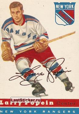 Larry Popein (New York Rangers)