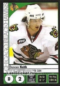 Duncan Keith (Chicago Blackhawks)