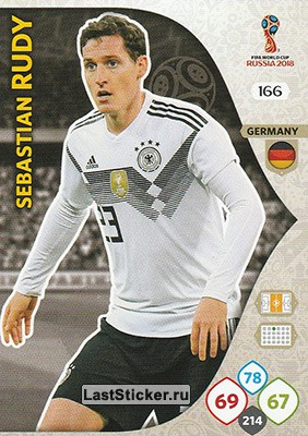 Sebastian Rudy (Germany)