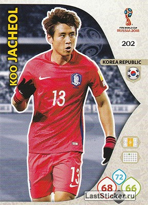 Koo Ja-cheol (Korea Republic)