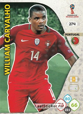 William Carvalho (Portugal)