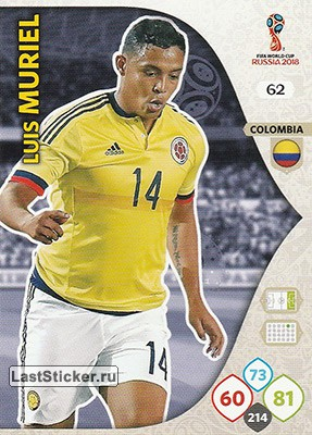 Luis Muriel (Colombia)