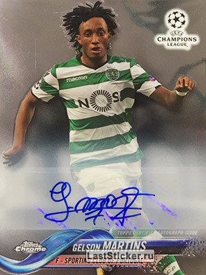 Gelson Martins (Sporting Club of Portugal)