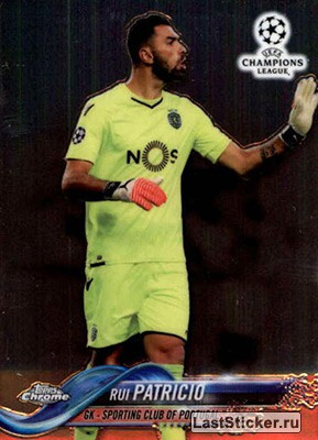 Rui Patricio (Sporting Club of Portugal)