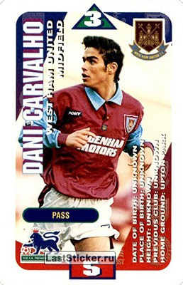 Dani Carvalho (West Ham United)