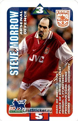Steve Morrow (Arsenal)