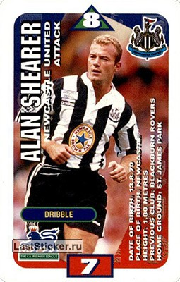 Alan Shearer (Newcastle United)