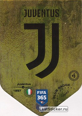 Club badge (Juventus)