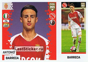Antonio Barreca (AS Monaco)