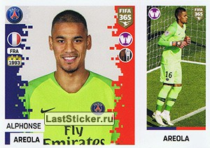 Alphonse Areola (Paris Saint-Germain)