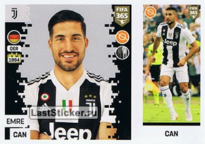 Emre Can (Juventus)
