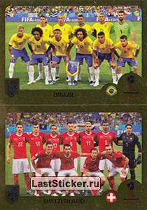Brazil / Switzerland (Group E)