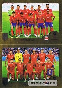 Costa Rica / Serbia (Group E)