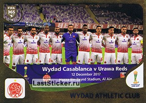 Wydad Athletic Club (FIFA Club world cup)
