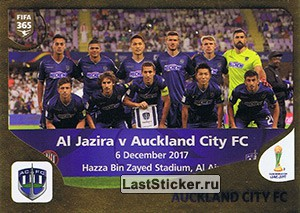 Auckland City FC (FIFA Club world cup)