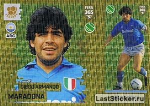Diego Armando Maradona (Legends)