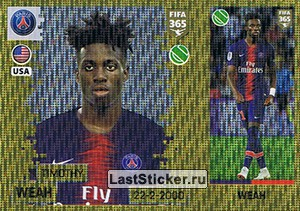 Timothy Weah (Inspirations)