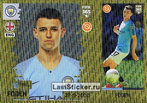 Phil Foden (Inspirations)